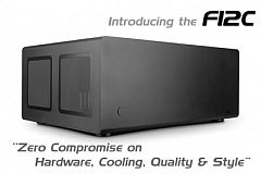 Streacom F12C HTPC Chassis