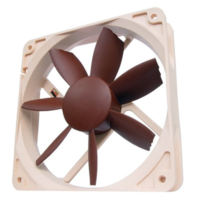 Noctua NF-S12B ULN Quiet PC Fan 120mm