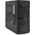 NoFan CS-60 mATX Quiet Computer Case