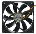 Scythe Slip Stream 120mm Quiet Case Cooling Fan - 1200RPM