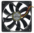 Scythe Slip Stream 120mm Quiet Case Cooling Fan - 1600RPM
