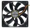 Scythe Slip Stream 120mm Quiet Case Cooling Fan - 500RPM