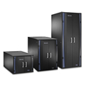 Ucoustic Active 12U, 24U, 42U Quiet Server Rackmount Cabinet