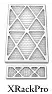 XRackPro2 25U Cabinet Air & Dust Filter (3 Pack)
