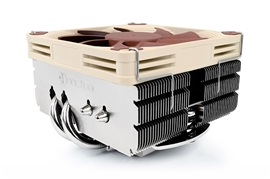 Noctua NH-L9x65 Low Profile Quiet CPU Cooler