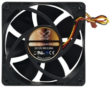 Scythe Ultra Kaze 120mm Case Fan
