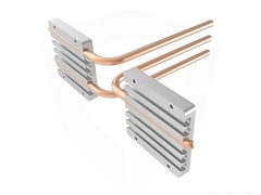 Streacom ST-LH6 CPU Heatpipe Kit for DB4