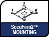 SecuFirm2 Mounting.