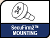 SecuFirm2 Mounting