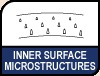 Image shows Inner Surface Microstructures logo.