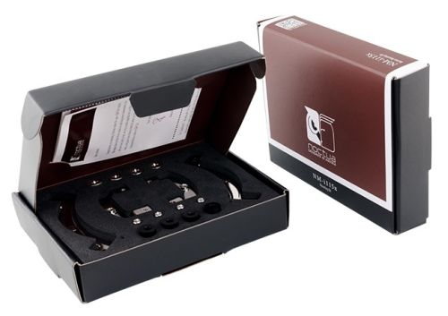 Image showing the Noctua NM-i115x mounting kit for Intel Sockets LGA1150, LGA1155, LGA 1156.