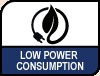 Image shows Ultra-Low Power Consumption