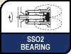 Image shows SSO2 Bearing logo.