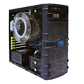 NoFan Set A430 - Quiet Computer Case, Cooler and Power Supply