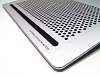 Zalman NC1000 Quiet Laptop Notebook Cooler - Silver