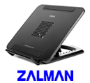 Zalman ZM-NS1000F Quiet Notebook Cooler and Adjustable Stand