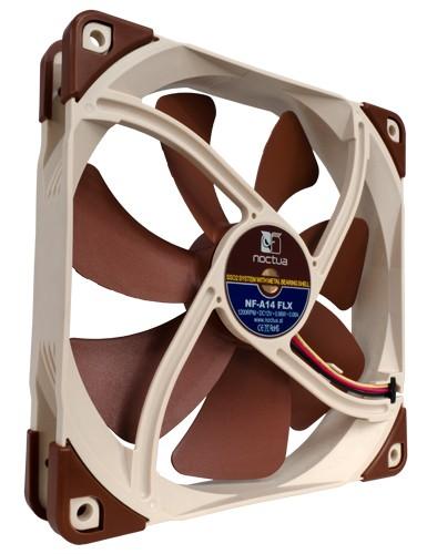 Noctua NF-A14 FLX Quiet Computer Fan 140mm