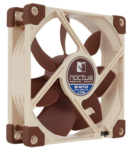 Noctua NF-A9 FLX Quiet Computer Fan 92mm