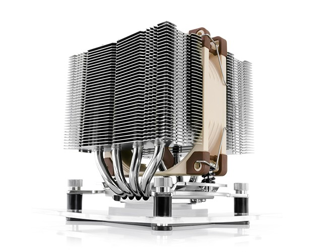 Noctua NH-D9L Ultra Quiet CPU Cooler