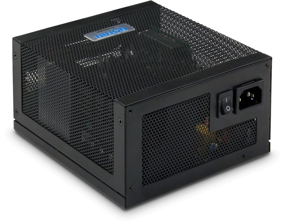 NoFan P-500A Fanless Silent Power Supply 500W